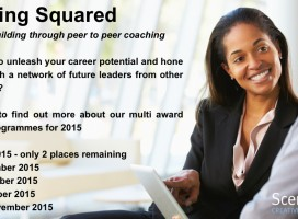 New Coaching Squared programmes announced for Autumn 2015